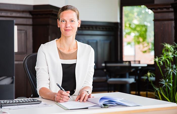 Rechtsanwältin und Notarin Gode-Marie Quast-Hohenhorst